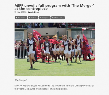 If Magazine - Merger at MIFF